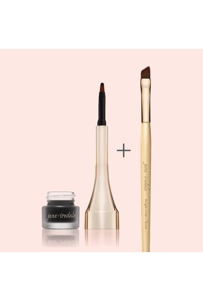 Jane İredale Angle Liner/Brow Brush-Eyeliner Fırçası