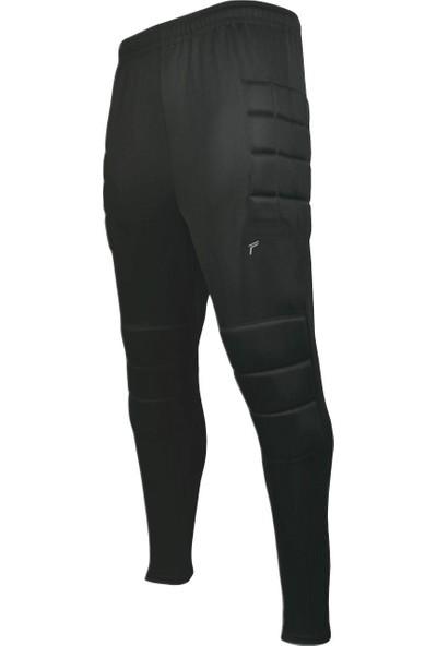 FreySport Profesyonel Süngerli Kaleci Pantolonu Siyah