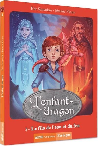 L'enfant Dragon 3: Le Fils De L'eau Du Feu