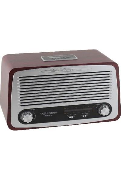 Technomax BT/SD/FM Nostaljik Radyo