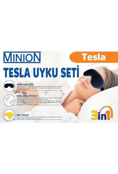 Minion Tesla Uyku Seti