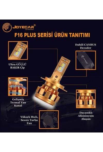 Joyecar® F16 LED Xenon Far | Canbus | Philips Çip H11