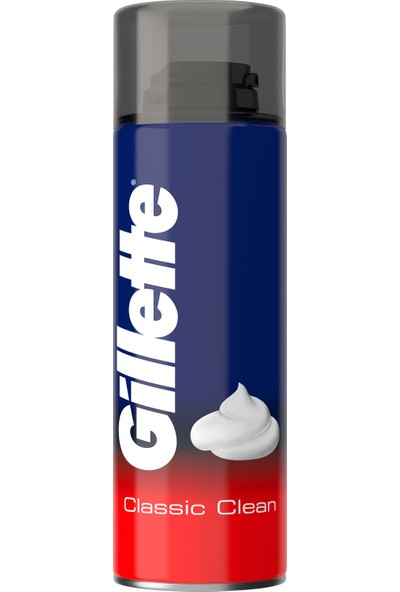 Gillette Sinekkaydı Tıraş 200 ml Tıraş Köpüğü