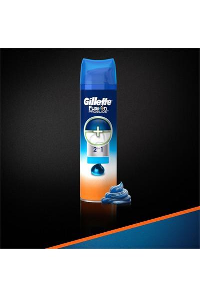 Gillette Fusion ProGlide Nemlendirici 200 ml Tıraş Jeli