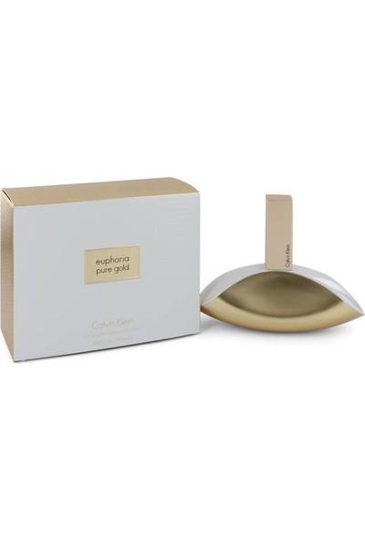 Calvin Klein Euphoria Pure Gold 100 ml Edp Kadın Parfümü