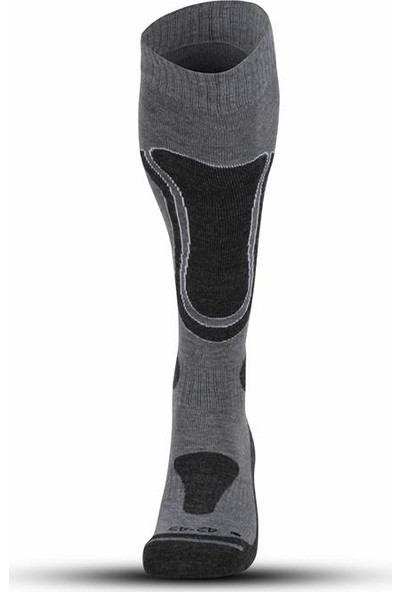 Gabriel Najdorf Thermolite Outdoor Ski Snowboard Extreme Socks Termal Diz Altı Çorap