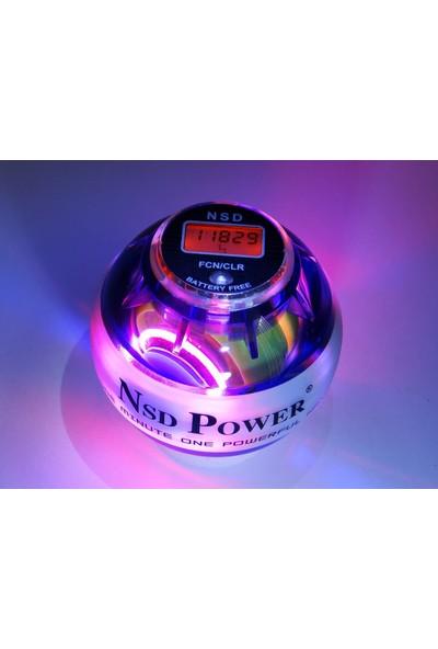 Nsd Powerball Dijital Sayaçlı Autostart - Işıklı - Sayaçlı PB-688AMLC