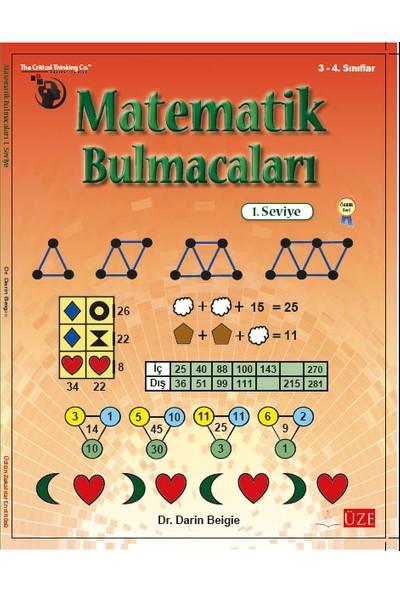 Üstün Zekalılar Enstitüsü Matematik Bulmacaları 1. Seviye