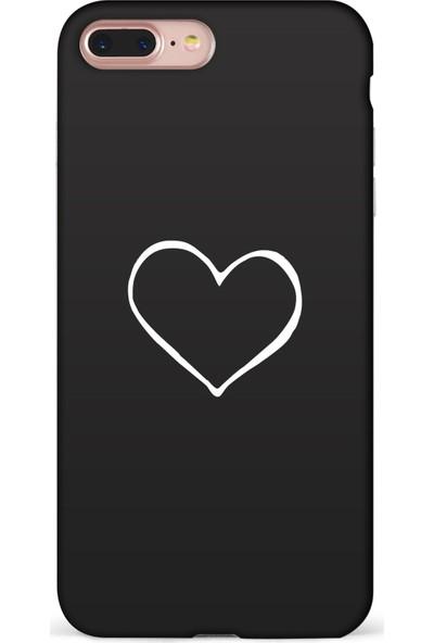 Mefeshop Huawei Y6 2018 Kelebek Desenli Baskılı Telefon Kılıfı Siyah