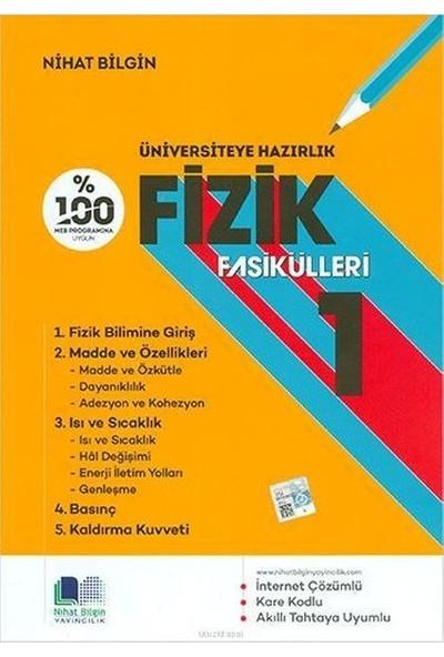 Nihat Bilgin Fizik Fasikülleri 01 - Nihat Bilgin