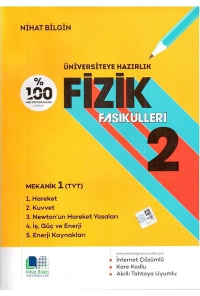 Nihat Bilgin Fizik Fasikülleri 02 - Nihat Bilgin
