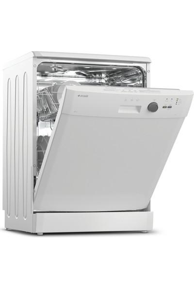 Arçelik 6333 Beyaz A++ 3 Programlı Bulaşık Makinesi