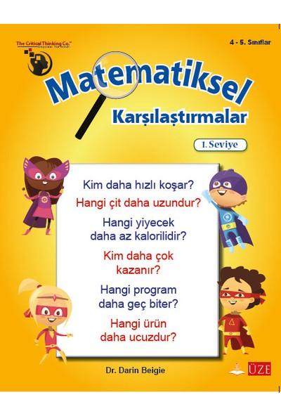 Matematiksel Karşılaştırmalar 1. Seviye