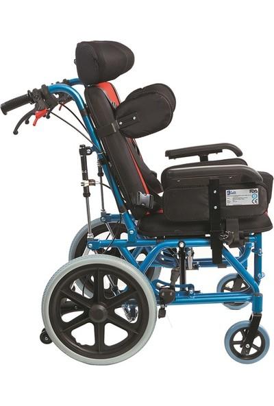 Poylin GOLFI - 16C - G458C Pediatrik Cerebral Palsy Tekerlekli Sandalye