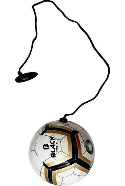 Black Senseball 1 Numara Antrenman Topu Gold