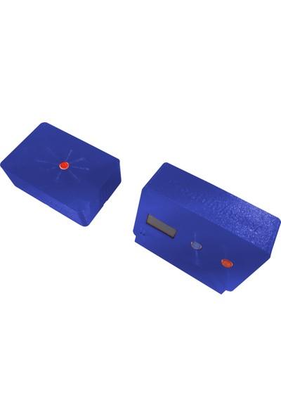 Y3t Antis Kombimaster Kmr Kablosuz Wifi Oda Termostatı - Mavi