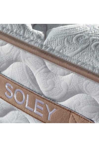 Soley Sante Paket Yaylı Yatak 160 x 200 cm