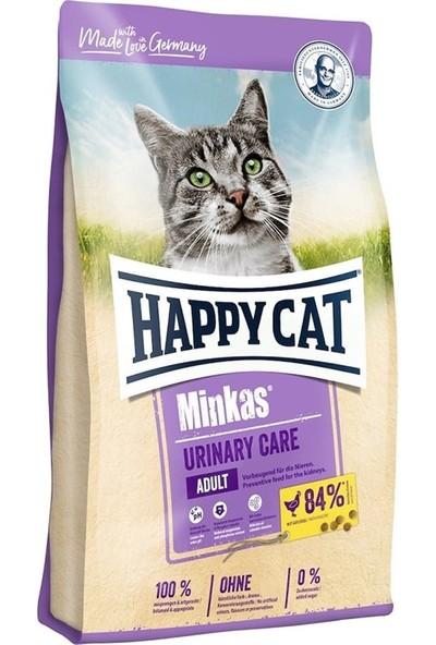 Happy Cat Minkas Urinary Tavuklu Kedi Maması 1,5 kg