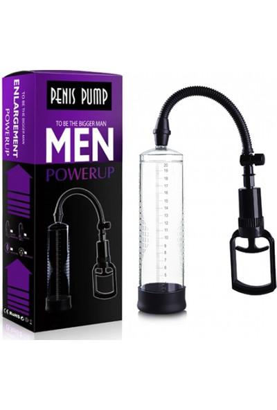 Penis Pompa Seti - Penis Pompası + Vajina Başlık + Penis Bakım Kremi