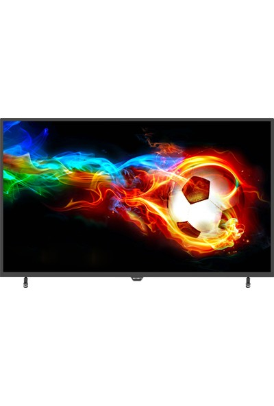 Axen AX43DIL13-TNR 43'' 109 Ekran Uydu Alıcılı Full HD Android Smart D-DUAL LED TV