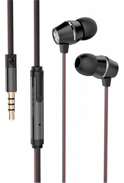 Helt HT-55 Stereo 3.5 mm Kablolu Kulakiçi Kulaklık Rose Gold