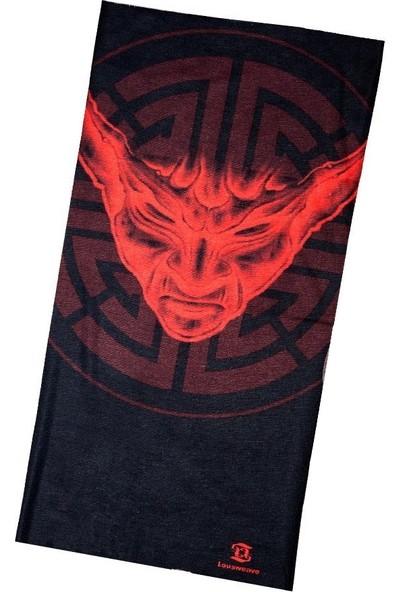 Headextreme Çok Amaçlı Devil Buff Bandana 3'lü Paket