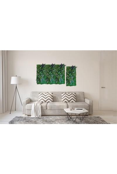 Terramoss Solmayan Yosun Tablo P5 50 x 50 cm