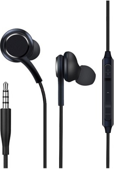 Dexim B10 Mikrofonlu Kulakiçi Kulaklık Siyah