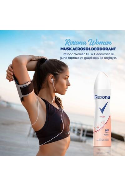 Rexona Musk Kadın Sprey Deodorant 150 ML