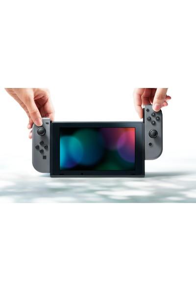 Nintendo Switch Konsol Gri Distribütör Garantili