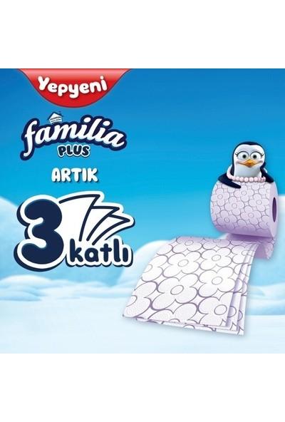 Familia Plus Parfümlü Tuvalet Kağıdı Jumbo Paket 48 Rulo