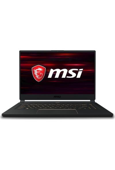 "MSI GS65 Stealth 9SF-421TR Intel Core i7 9750H 16GB 512GB SSD RTX2070 Windows 10 Home 15.6"" FHD Taşınabilir Bilgisayar"