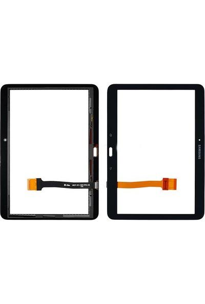 OEM Samsung Galaxy T530 Tab 4 10.1 NT - 60501 Dokunmatik Lens + Filmli