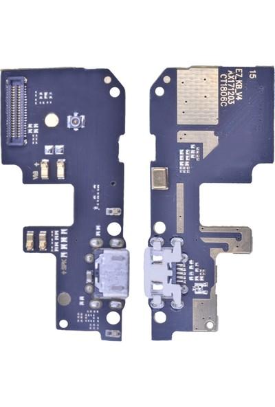 OEM Xiaomi Redmi 5 Plus NT - 28343 Bordlu Şarj Soketi