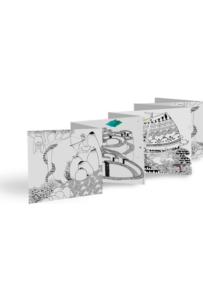Comjou1 Boyama Kitabı - Aurelia Jourist