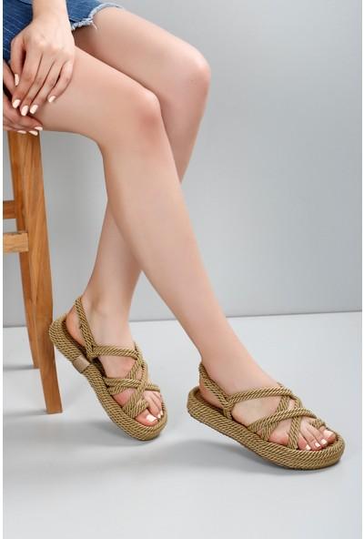 Gön Kadın Sandalet 00110