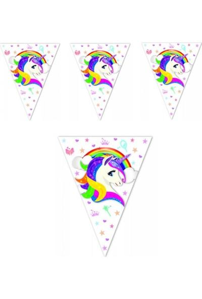 PartiPan Unicorn Flama Set 11 Bayrak
