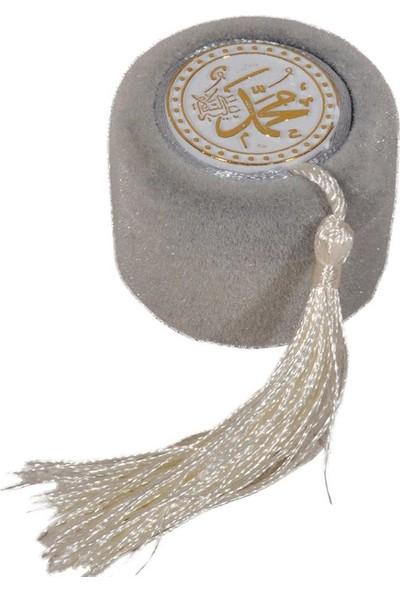 PartiPan Kutu Ayetli Flok Kaplama Gold Gümüş 10'lu