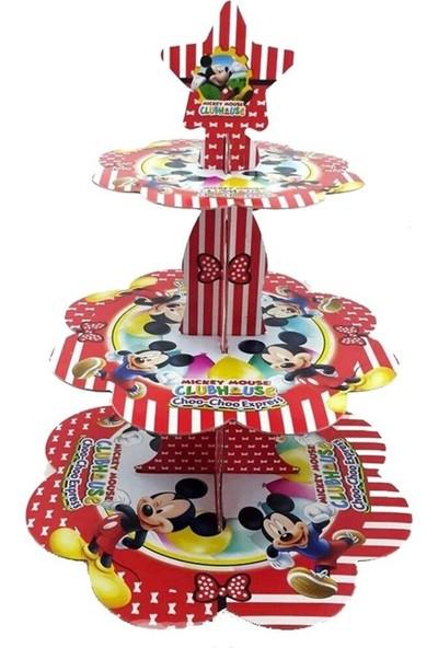 PartiPan Mickey Mouse Cupcake Standı