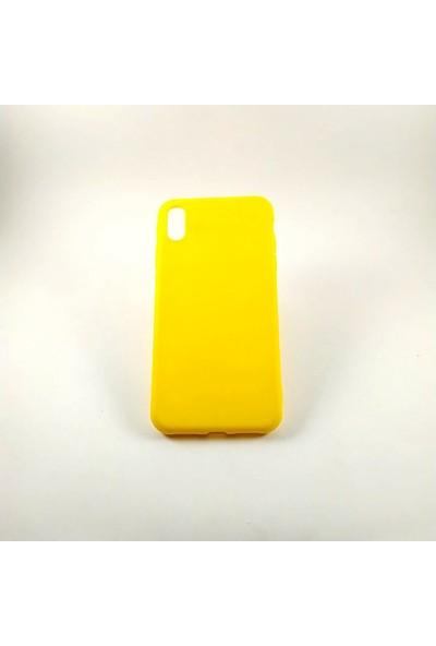 Arma Apple iPhone XR Kılıf - Sarı