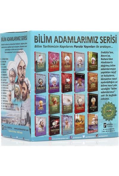 Bilim Adamlarımız Serisi (20 Kitap) - Ali Kuzu