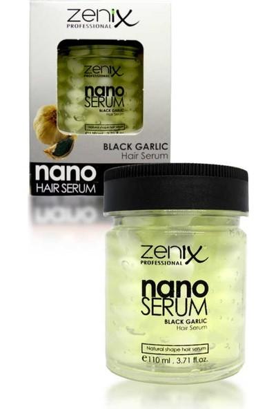 Zenix Nano Saç Serumu Siyah Sarımsak 110 ml