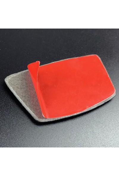 Bmw Sticker Karbon Fiber Özel Sticker