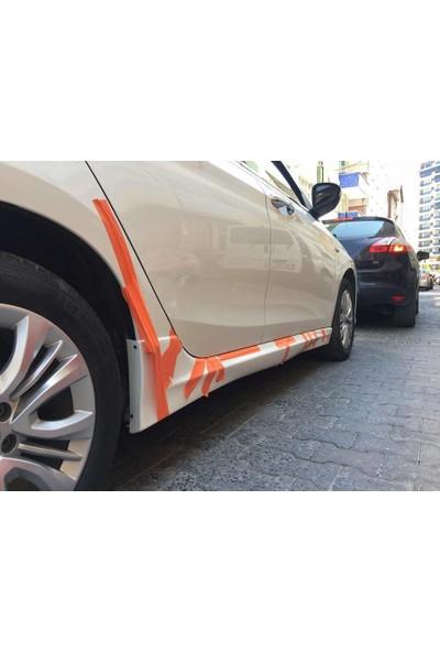 BTG Fiat Egea Plastik Yan Marşpiyeller