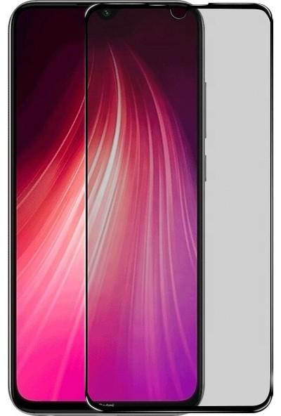 Xiaomi Redmi Note 8 Tam Kaplayan Mat 5d Seramik Ekran Koruyucu Esnek Cam