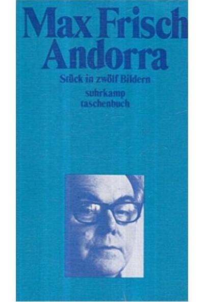 Andorra Stück In 12 Bildern Suhrkamp Taschenbuch