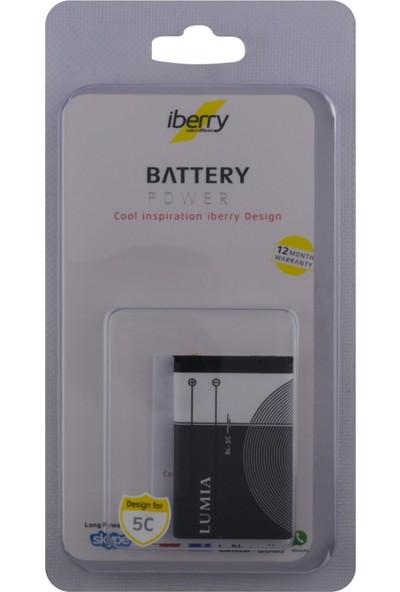 Nokia 6230 Için I-Berry Bl-5c Aa Kalite 800 Ma Batarya