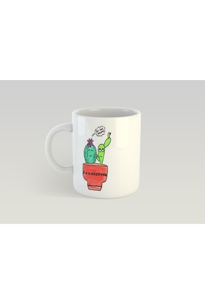 Minimalist Mug Designs Minimal Motto Özel Tasarım Kupa