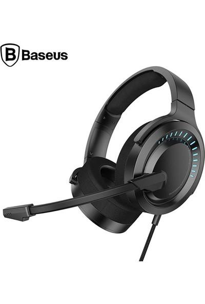 Baseus NGD05-01 Gamo D05 Oyuncu Kulaklığı - Siyah