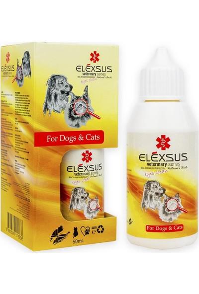 Elexsus Eyes Clean Kedi Köpek Göz Temizleme Solüsyonu 50 ml